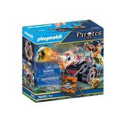 Playmobil® 70415 Pirata con Cañón