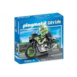 Playmobil® 70204 Moto