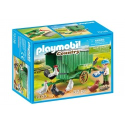 Playmobil® 70138 Gallinero