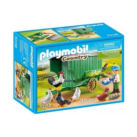 Playmobil® 70138 Gallinero