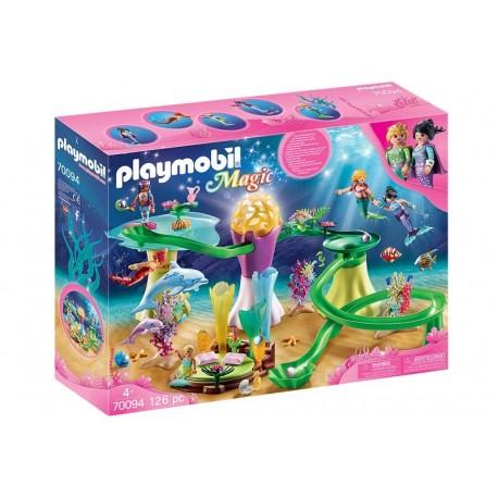 Playmobil® 70094 Cala de Sirenas con Cúpula Iluminada