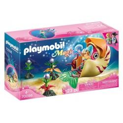 Playmobil® 70098 Sirena con Caracol de Mar