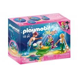 Playmobil® 70100 Familia con Cochecito