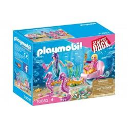 Playmobil® 70033 Starter Pack Carruaje Caballitos de Mar