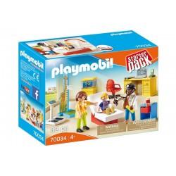 Playmobil® 70034 Starter Pack Consulta de Pediatría