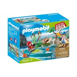 Playmobil® 70035 Starter Pack Aventura en Canoa