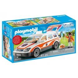 Playmobil® 70050 coche de Emergencias con Sirena