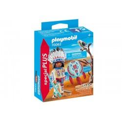 Playmobil® 70062 Jefe Nativo Americano