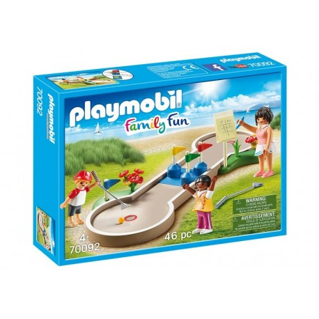Playmobil® 70092 Mini Golf