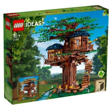 LEGO® 21318 Casa del Árbol