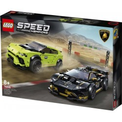 Lego® 75899 Lamborghini Urus ST-X & Lamborghini Huracán Super Trofeo EVO