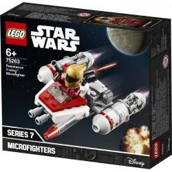 Lego® 75263 Microfighter: Ala-Y de la Resistencia