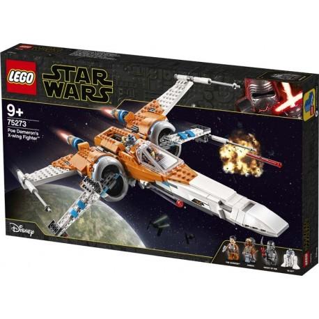 Lego® 75273 Caza Ala-X de Poe Dameron