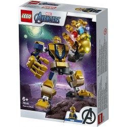 Lego® 76141 Armadura Robótica de Tha