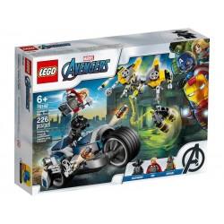 Lego® 76142 Vengadores: Ataque en Moto