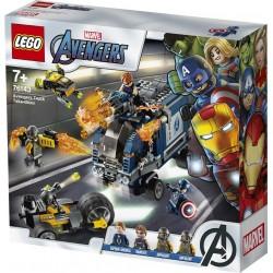 Lego® 76143 Vengadores: Derribo del Camión