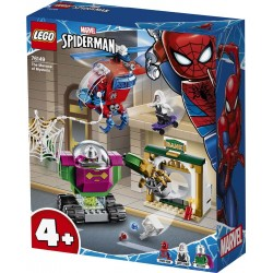 Lego® 76149 Amenaza de Mysterio
