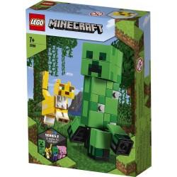 Lego® 21156 BigFig: Creeper™ y Ocelote