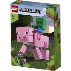 Lego® 21157 BigFig: Cerdo con Bebé Zombi