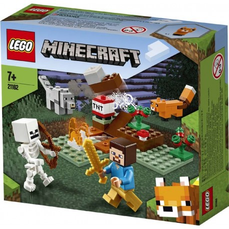 Lego® 21162 La Aventura en la Taiga