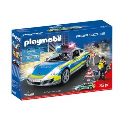 Playmobil® 70066 Porsche 911 Carrera 4S Policía