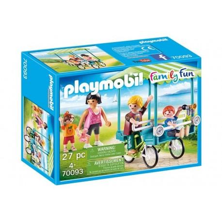 Playmobil® 70093 Bicicleta Familiar