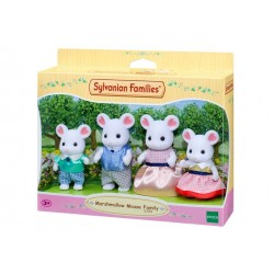 Sylvanian Families  5308 Familia Ratones Marsmallow