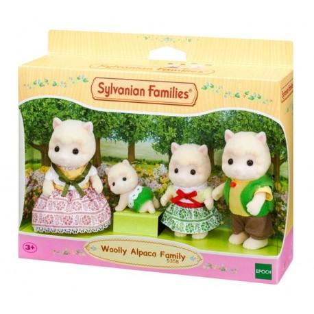 Sylvanian Families 5358 Familia Alpaca