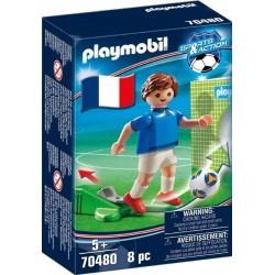 Playmobil® 70480 Jugador de Fútbol: Francia 1