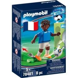 Playmobil® 70481 Jugador de Fútbol: Francia 2
