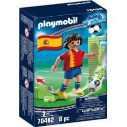 Playmobil® 70482 Jugador de Fútbol: España
