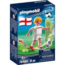 Playmobil® 70484 Jugador de Fútbol: Inglaterra