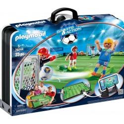 Playmobil® 70244 Campo de fútbol Maletín