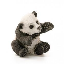 Schleich® 14734 Cría de Oso Panda Jugando