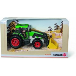 Schleich® 42052 Tractor con Conductor