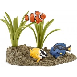 Schleich® 42327 Peces de Arrecife de Coral