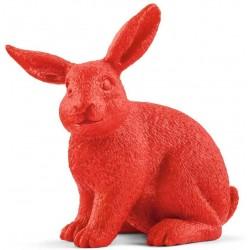 Schleich® 72139 Conejo Rojo Edición Coleccionista