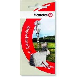 Schleich® 82883 Llavero Conejo Sentado