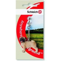 Schleich® 82885 Llavero Perro Doguillo