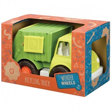 Wonder Wheels Camión de Reciclaje