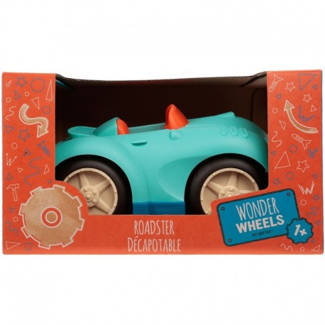 Wonder Wheels Roadster Descapotable