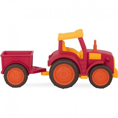 Wonder Wheels Tractor con Remolque