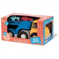 Wonder Wheels Camión Porta Coches