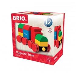 BRIO® Tren Magnético Apilable