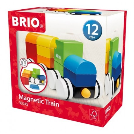 BRIO® Trenecito Magnético