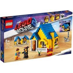 Lego® 70831 Casa de los Sueños / Cohete de Rescate de Emmet
