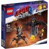 Lego® 70836 Batman y Barba Gris Preparados para Luchar