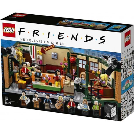 Lego® 21319 Central Perks: Friends