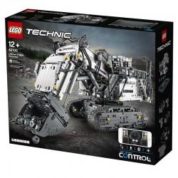 Lego® 42100 Excavadora Liebherr R 9800