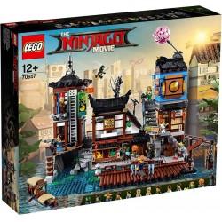 Lego® 70657 Muelles de la ciudad de NINJAGO®